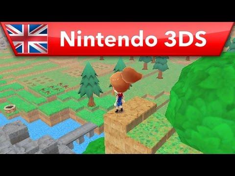 Видео № 0 из игры Harvest Moon: The Lost Valley [3DS]