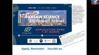 Launch of the EU Science Diplomacy Alliance