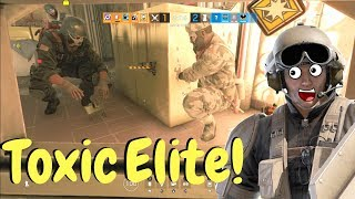 Bullying w/ Blitz in Rainbow Six Siege