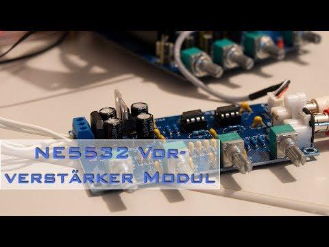 NE5532 Mic Preamp Build