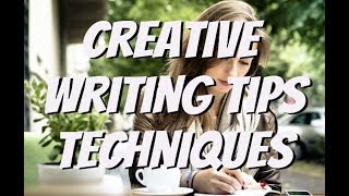 Creative Writing Tips and Techniques Pdf - What is Creative Writing Pdf?