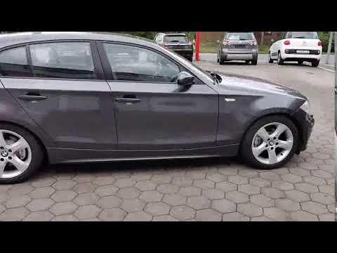 Video BMW 120d Klimaaut.Schiebed.Xen.AHK.keine Mängel bekannt