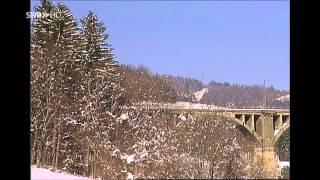 preview picture of video 'Ностальгическое путешествие на паровозе (1)'
