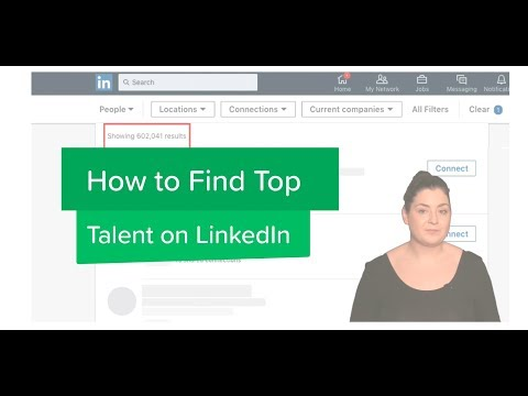 How to Find Top Talent on LinkedIn (with Boolean)   LinkedIn ...