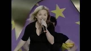 Geri Halliwell - Look At Me (Nickelodeon Birthday Bash - June 26th, 1999)