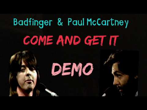 Come And Get It - Badfinger & Paul McCartney - Studio Demo HQ Mp3
