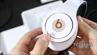 Beats By Dre Studio Headphones Unboxing and Review (White)