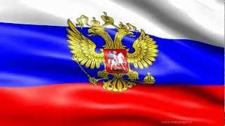 Заставка (screensaver) флаг России