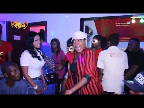Watch Sikiratu Sindodo Pasuma Omo Butty Toyin Abraham Dances Shaku Shaku Like Never Before