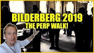 Dziennikarze wrzuceni do celi więziennej w momencie przybycia Bilderberga do Szwajcarii