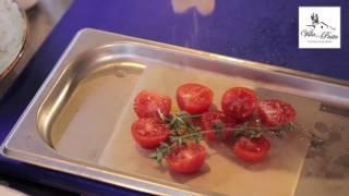 Треска с молодым картофелем и спаржей от шеф-повара VILLA PASTA Анатолия Малышева