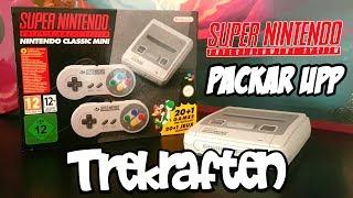 VIDEO: SNES Classic Mini - Packar Upp och Tar En Liten Titt