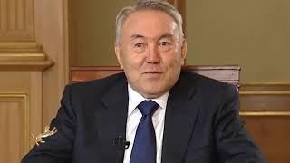 Н. Назарбаев о горнолыжном спорте