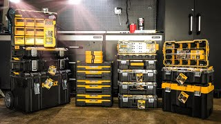 Parts Organization Done Right   DeWalt Tough System & T-Stack