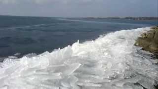 preview picture of video 'Wiosna na jeziorze Goczałkowickim II'