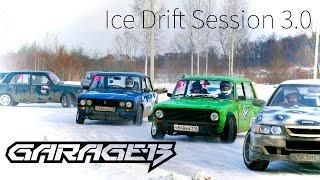 Ice Drift Session 3.0