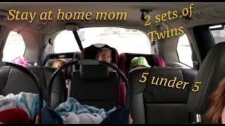 A Day In The Life - 5 Kids Under 5