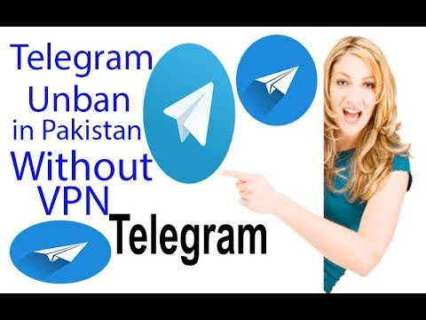 How To Open blocked Telegram From Any Countries  Telegram Bot [VPN