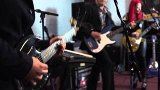 The Scaramanga Six | I Can See A Murder | (live session) 26/04/14
