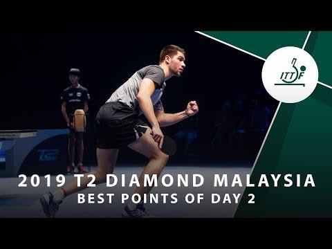 Best Points | T2 Diamond Malaysia | Day 2