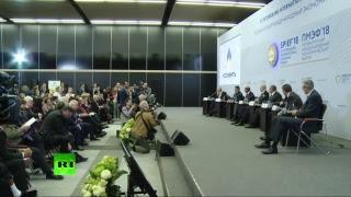 «В эпоху изменений»: в рамках ПМЭФ лидеры отрасли обсуждают перспективы развития