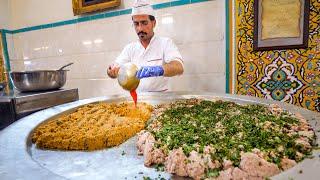 Persian KINGS of Minced Lamb!! 🐑SHOCKING IRANIAN FOOD in Isfahan, Iran!! 🇮🇷