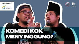 Pangeran, Mingguan: Komedi Kok Menyinggung?
