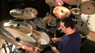 Depeche Mode   Behind The Wheel Live Drum Cover   Salva Medina