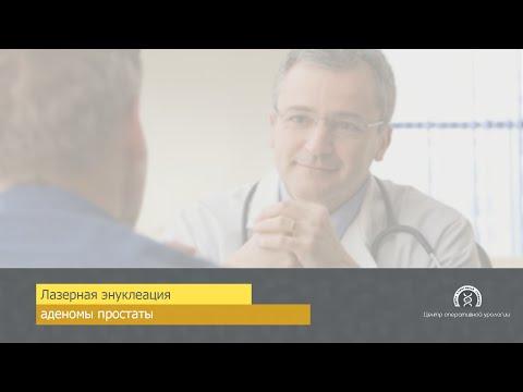 Простата увеличена симптомы и лечение