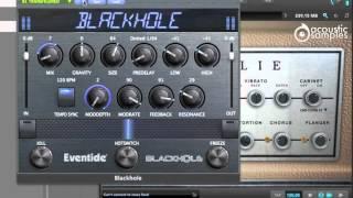 Eventide Blackhole Plugin Presets feat. Wurlie Acousticsamples