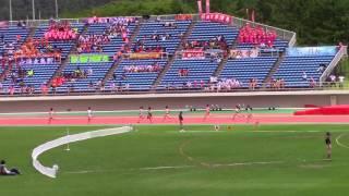 2017 山形インターハイ陸上 女子4x400mR 準決勝1~3