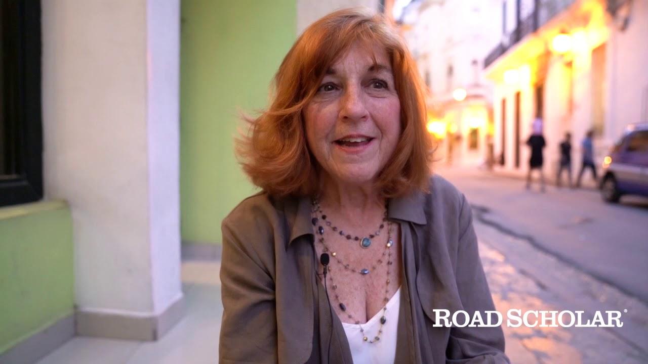 30 Seconds in Cuba with Road Scholar Board of Directors Sandy W.