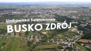 preview picture of video 'www.kurort24.pl - Busko Zdrój - Uzdrowiska Świętokrzyskie'