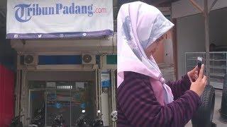 Pelatihan Pengambilan Video di TribunPadang com