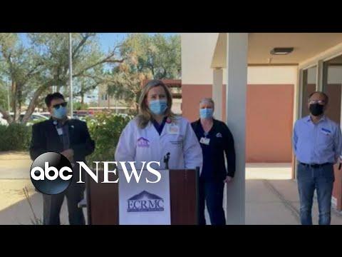 Hospital update on deadly California crash