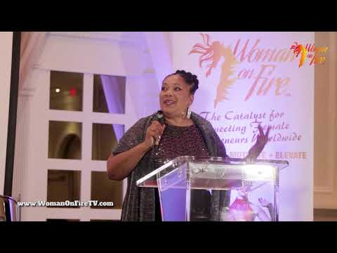 2020 Woman on Fire Awards Gala
