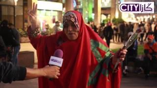 فاطمة الوطنية تبارك زفاف مولاي رشيد
