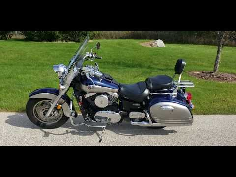 2004 Kawasaki Vulcan® 1500 Nomad™ in Big Bend, Wisconsin - Video 1