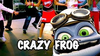 Crazy Frog   Cha Cha Slide (Official Video)