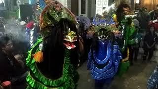 SOLAH RAMPAK BARONG !!! Dewi Kilisuci