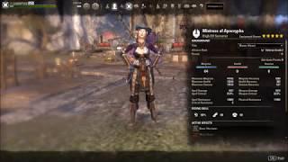 ESO - Magicka Templar: PVE Healer Build for Trials and