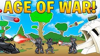 DO YOU REMEMBER THIS GAME?   AGE OF WAR