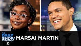 """Marsai Martin - Playing a Mogul in """"Little"""" and Becoming One in Real Life 