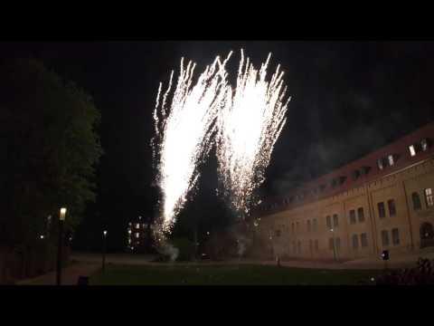 Feuerwerk 23.04.16 Zitadelle Spandau