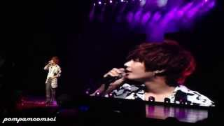 130413 Jeongmin Solo - My Dear at Fanmeeting in Guangzhou