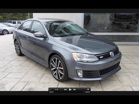 2012 Volkswagen Jetta GLI Autobahn In-Depth Review