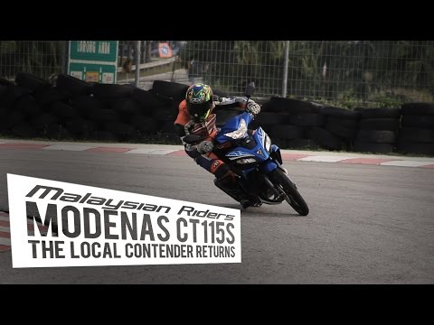 Modenas CT115S: The Local Contender Returns -- Ep.6