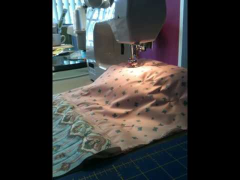 Quilting is easy