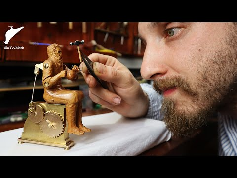 Uri Tuchman builds an automaton from scratch.
