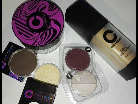 Code color косметика купить москва блеск для губ эйвон ультрасияющий